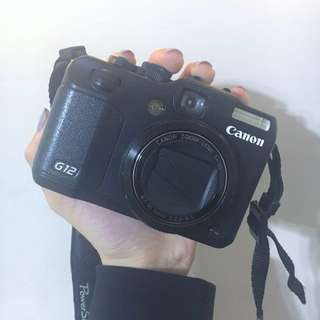 🚚 今天成交1800❤️Canon G12 類單眼 相機 二手 佳能