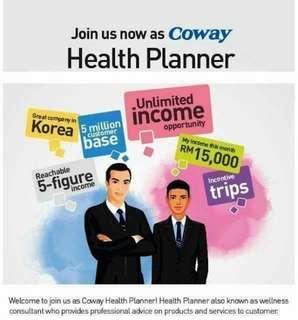 HEALTH PLANNER COWAY