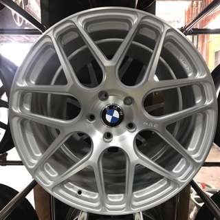 "19"" HRE flow forming for BMW e60 f10 f30"