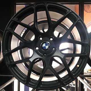 "19"" HRE flow forming for e60 f10 f30"