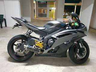 Yamaha R6 Grounding Kit