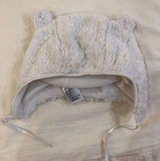 Winter bear hat