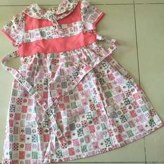 Sweet and Pinky Dress