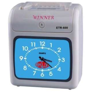 Attendance / Time Recorder (ETR-600)✔️✔️✔️