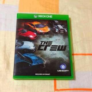 Xbox One Game: the crew (ubisoft)