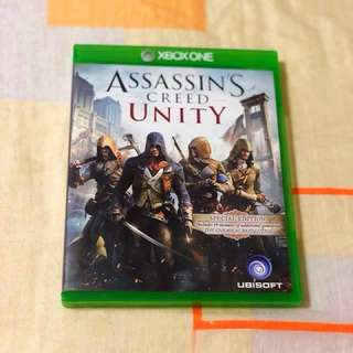 Xbox One Game: Assassin's Creed Unity