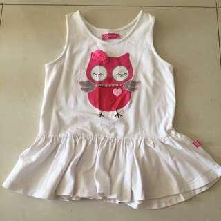 Cute Pinky Owl