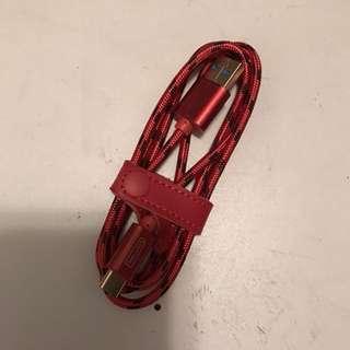 全新huawei 華為P9 P10 小米用數據充電線 brand new cable for hauwei