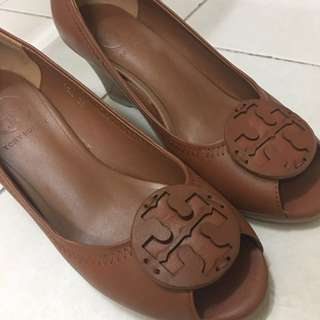 Tory Burch Wedges Size 36 markdown price...