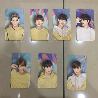 EXO Photocards ( Unofficial)