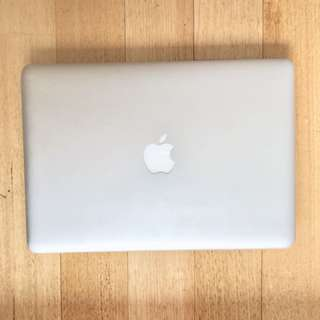 13.3 Inch MacBook Pro (mid 2012)