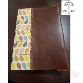 Leather Book Cover/Sleeve
