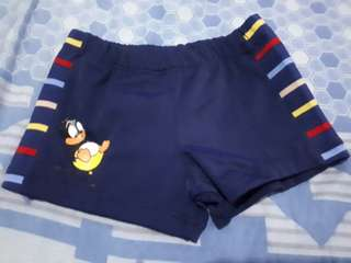 Looney tunes swimming trunks