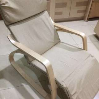 Kursi goyang / Rocking chair