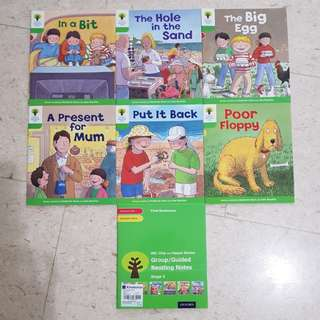 Oxford Reading Tree Stage 2= 6+1 Guided reading notes.