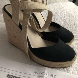Witchery kristina wedges 8