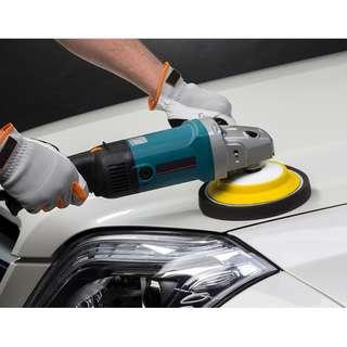 Car Polishing & Grooming Service
