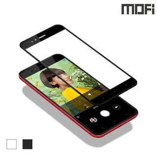 小米A1 5X Xiaomi Mi A1 專用MOFI 3D曲面鋼化膜 強化玻璃貼 屏幕防爆保護貼GSA3934A