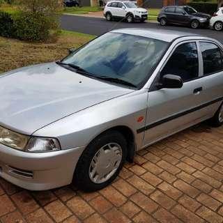 1999 1999 Mitsubishi Lancer GLi - Auto