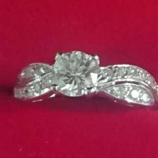 40份鑽石戒指