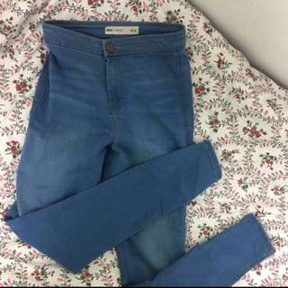 Asos Highwaisted Jeans
