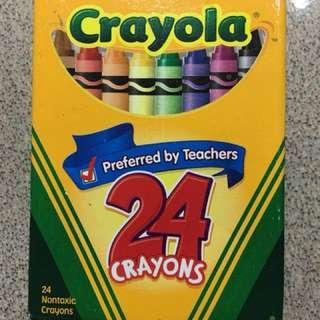 Crayola Crayons Set of 24