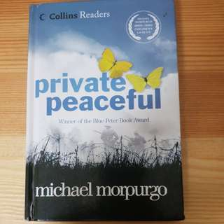 Private peaceful Book