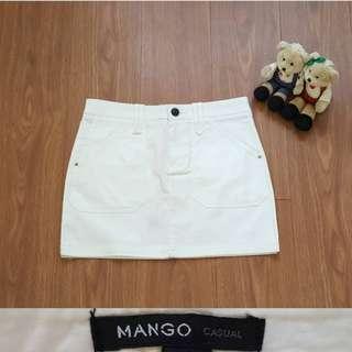 Mango Mini Skirt