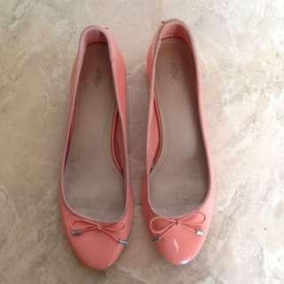 Zara Low Heels Flat
