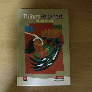 "Storybook""Things Fall Apart"""