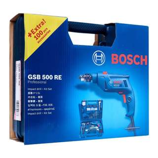 FREE DELIVERY / OFFER SALE  - Bosch Drill Tool Set