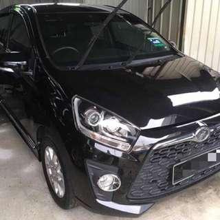 Perodua axia 1.0 auto advance