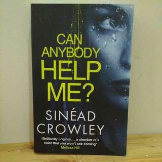 [NOVEL IMPORT] Can Anybody Help Me? - Sinéad Crowley