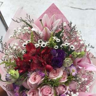 Pre-order valentine bouquet is now open :)