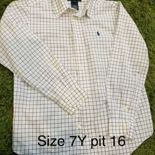Kids Polo Ralph Lauren Shirt