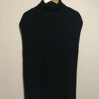 F21 Turtleneck Sleeveless