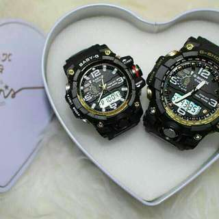G-SHOCK COUPLE 😙