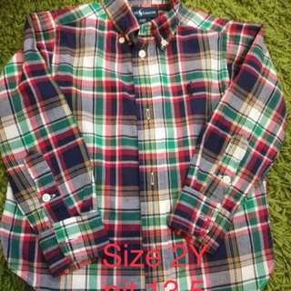 Kids Polo Ralph Lauren Shirt