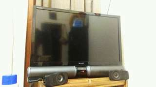 "Dijual LED Tv Sharp iioto 32"" Mulus"