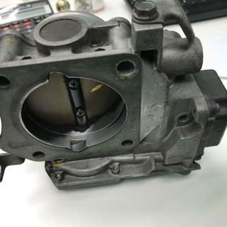 Fd2r stock throttle body