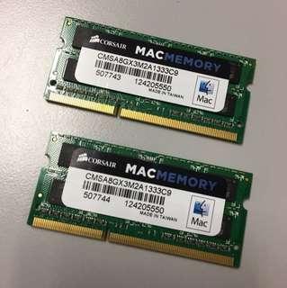 8 GB RAM for MacBook
