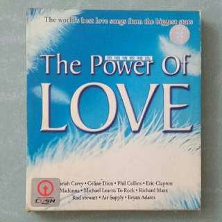 【CD】The power of love