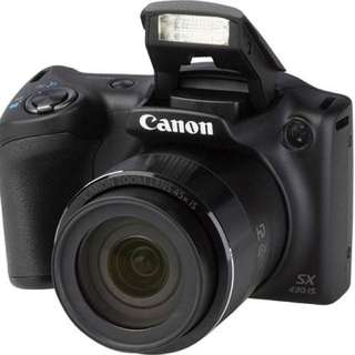 Canon PowerShot SX430 IS with 45x Optical Zoom