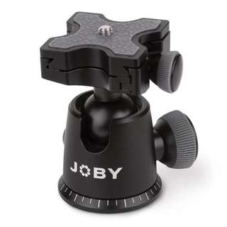 JOBY BALLHEAD X FOR GORILLAPOD FOCUS FOR PRO DSLR AND VIDEO CAMERAS, GORILLAPODS AND TRIPODS