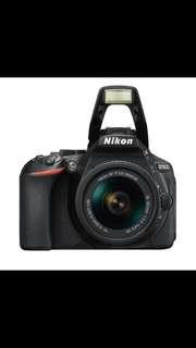 Nikon D5600 18-55mm Kit