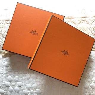Hermes皮帶盒
