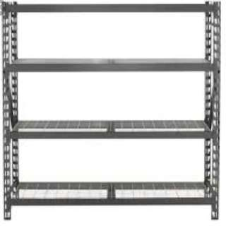 Storage Unit Metal 4 Shelves Heavy Duty Free Delivery
