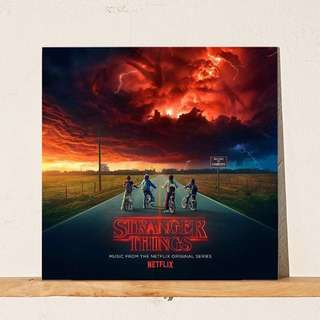 Stranger Things: Music from the Netflix Original Series Limited 2XLP