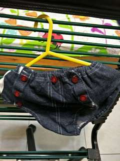嬰幼兒二手衣物  內褲 適合0-6個月穿 幫朋友代售: 二手商品出清