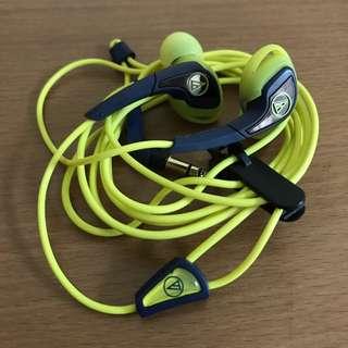 Audio-Technica SonicSport ATH-SPORT2 (yellow)